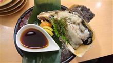 岩牡蠣の美味しい時期です?