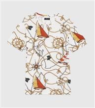 ZARA  限定商品 マリン柄Tシャツ