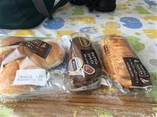 常温で食べれるパンのみ。