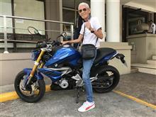 バコロドでBMWのバイクを購入!!