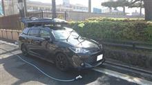 手洗い洗車☆