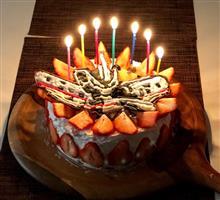 長男君の誕生日