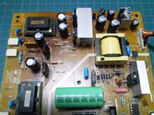 LCDモニタ修理完了