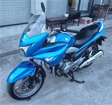 バイク買いました。