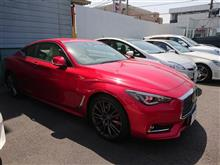 Q60S Dynamic Sunstone Red