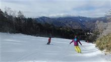 スキーシーズンおしまい!
