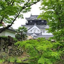 ◆岡崎城は新緑の季節に衣替えしました