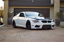 BMW「M6」のV10エンジンから6ロータリーにスワップ。クレイジーな高回転型800馬力仕様に