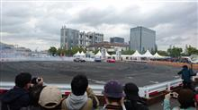 TOYO TIRES Drift デモンストレーション・・・