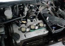 MF22S MRワゴン アイドリング不調2