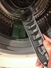 洗濯機が壊れると言うアクシデント後のラファ・キャラバンライド