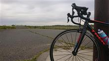 早朝サイクリング-30km