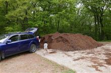 馬ふん堆肥