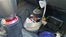 SmartCarCharger設置。
