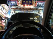 4月8日(日)は横浜の中華街まで走りました。