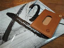 X2パンフレットとパスケース