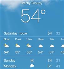 暖かくなってきましたが…