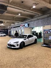 「GR Garage 東京若林」にて試乗   2018/04/14(土)