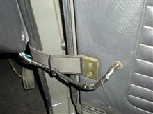 ドアロック不調
