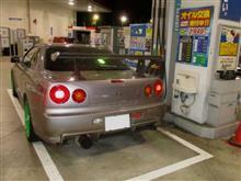 車検整備時の燃費