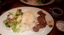 肉、三連チャン(*_*;