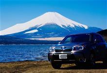 復活記念に富士演習場へドライブ!