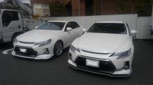 4月14日土曜日はみんともさんと会った後日産グローバル本社に行ってその後菖蒲オフに行きました。