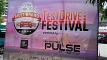 TEST DRIVE FESTIVAL IN PASAY