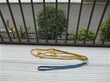 非常時脱出用ロープ