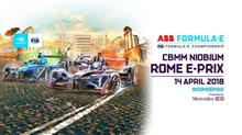 2018 ABB FIA Formula E CBMM ROME E-PRIX Race Results