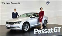 VW、韓国で販売再開  PASSAT は B8セダンを GT として!
