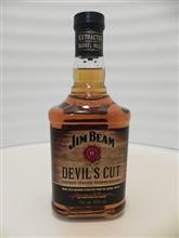 今日のお酒 JIM BEAM DEVIL'CUT