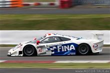 マクラーレン650S GT3 FINA  LARK  Gulf 3兄弟