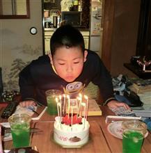 早いもんで10歳になりました(*´∀`)♪