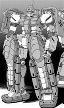 RGM-79C[G] ジム改陸戦型(フロート装備)・・・(*´ω`*)ウットリ