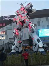 横浜中華街とお台場(笑)