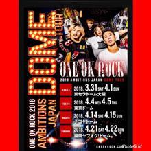 ONE OK ROCK ナゴヤドーム