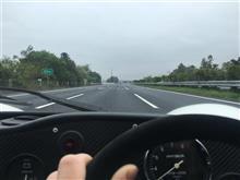 雨の中、イベントでの人との出逢い 昭和の車大集合15