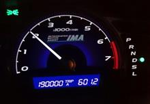19万キロ