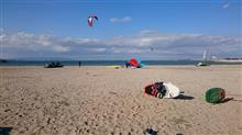 4/15 備忘録 kite14平米ナッシュピポット サザン15時からアンダー吹き