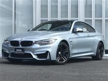 BMW M4クーペ 試乗