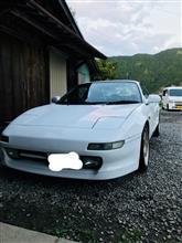 初洗車!!