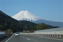 春の一泊ドライブ(河口湖周遊編)