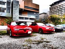 Alfa Romeo Ways 2018に参加したよ~♪