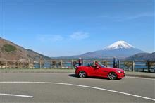 八ヶ岳から富士山へ~爽快ツーリング