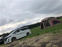 キャンプシーズン開幕(>人<;)