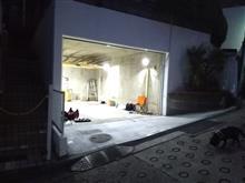 MR-Sの家 003 電源引込と照明