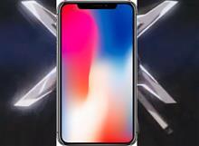 移動新携機アイフォンX