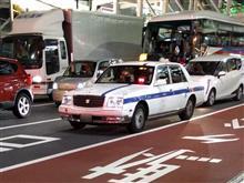 タクシーに対する心境変化。
