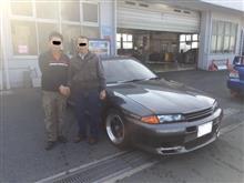 さらばマイR32-GTR & ヘル内装カスタム